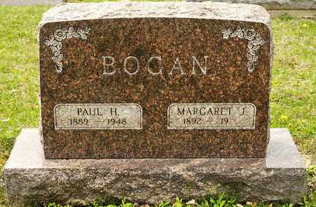BOGAN, PAUL H - Richland County, Ohio | PAUL H BOGAN - Ohio Gravestone Photos