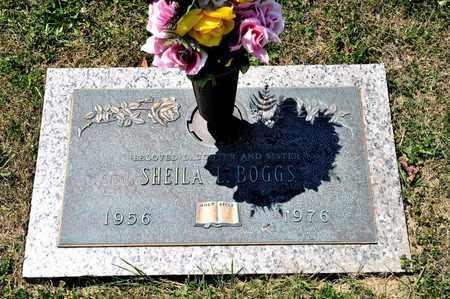 BOGGS, SHEILA L - Richland County, Ohio   SHEILA L BOGGS - Ohio Gravestone Photos