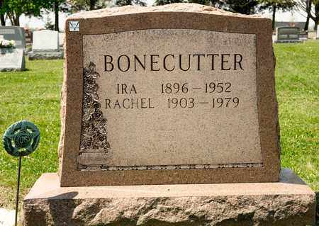 BONECUTTER, IRA - Richland County, Ohio | IRA BONECUTTER - Ohio Gravestone Photos