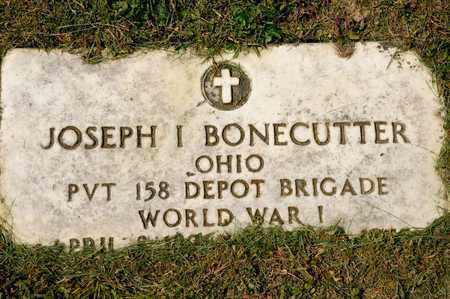 BONECUTTER, JOSEPH I - Richland County, Ohio | JOSEPH I BONECUTTER - Ohio Gravestone Photos