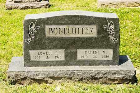 BONECUTTER, RADENE M - Richland County, Ohio | RADENE M BONECUTTER - Ohio Gravestone Photos