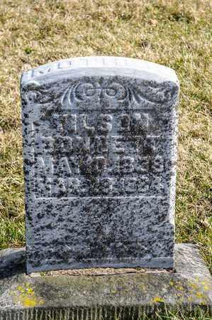 BONNETT, TILSON - Richland County, Ohio | TILSON BONNETT - Ohio Gravestone Photos