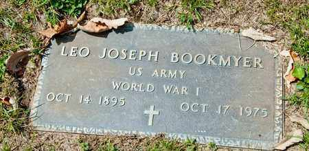 BOOKMYER, LEO JOSEPH - Richland County, Ohio   LEO JOSEPH BOOKMYER - Ohio Gravestone Photos