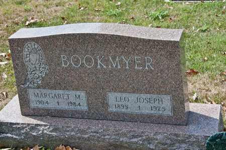 BOOKMYER, MARGARET M - Richland County, Ohio   MARGARET M BOOKMYER - Ohio Gravestone Photos