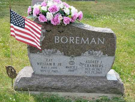 BOREMAN, AUDREY J - Richland County, Ohio | AUDREY J BOREMAN - Ohio Gravestone Photos
