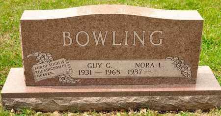 BOWLING, GUY G - Richland County, Ohio | GUY G BOWLING - Ohio Gravestone Photos