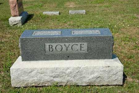 BOYCE, SENA O - Richland County, Ohio   SENA O BOYCE - Ohio Gravestone Photos