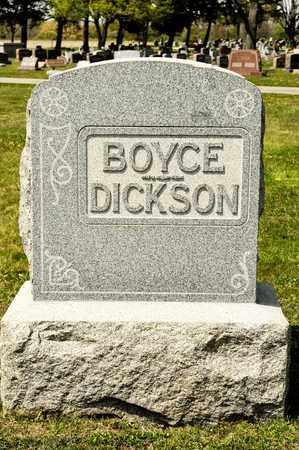 DICKSON, PEARL - Richland County, Ohio | PEARL DICKSON - Ohio Gravestone Photos