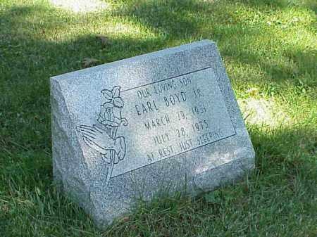 BOYD, JR., EARL - Richland County, Ohio | EARL BOYD, JR. - Ohio Gravestone Photos