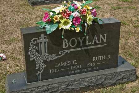 BOYLAN, JAMES C - Richland County, Ohio | JAMES C BOYLAN - Ohio Gravestone Photos