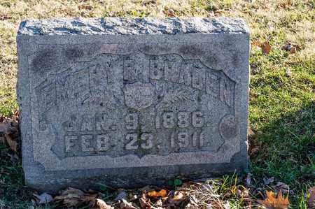 BRADEN, EMERY R - Richland County, Ohio | EMERY R BRADEN - Ohio Gravestone Photos