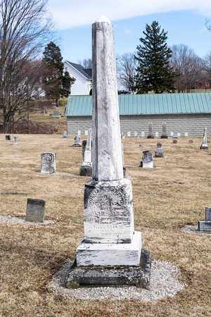 BRADLEY, WILLIAM BOOTH - Richland County, Ohio | WILLIAM BOOTH BRADLEY - Ohio Gravestone Photos