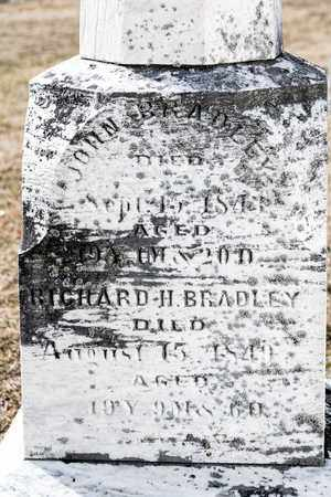 BRADLEY, RICHARD H - Richland County, Ohio | RICHARD H BRADLEY - Ohio Gravestone Photos