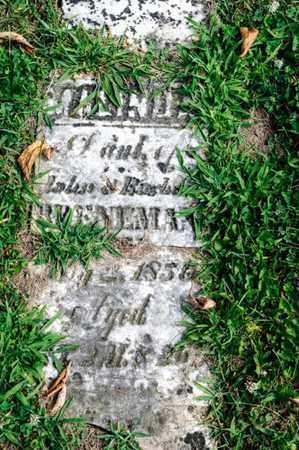 BRENEMAN, MALINDA - Richland County, Ohio   MALINDA BRENEMAN - Ohio Gravestone Photos
