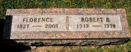 BRICKLEY, FLORENCE - Richland County, Ohio | FLORENCE BRICKLEY - Ohio Gravestone Photos