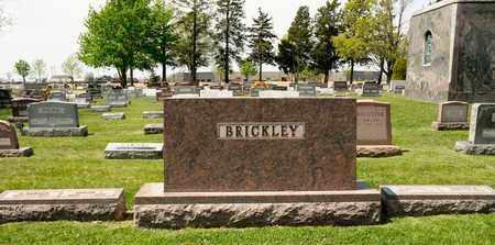 BRICKLEY, ROBERT B - Richland County, Ohio | ROBERT B BRICKLEY - Ohio Gravestone Photos