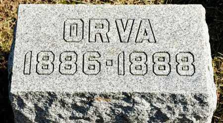 BRIGGS, ORVA - Richland County, Ohio   ORVA BRIGGS - Ohio Gravestone Photos