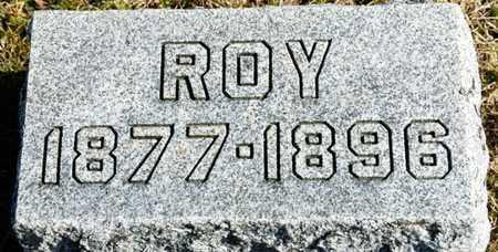 BRIGGS, ROY - Richland County, Ohio | ROY BRIGGS - Ohio Gravestone Photos