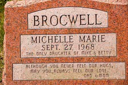 BROCWELL, MICHELLE MARIE - Richland County, Ohio | MICHELLE MARIE BROCWELL - Ohio Gravestone Photos