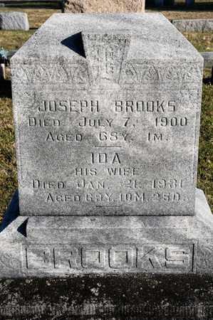 BROOKS, IDA - Richland County, Ohio | IDA BROOKS - Ohio Gravestone Photos