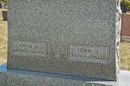 BROWN, ANNA M - Richland County, Ohio   ANNA M BROWN - Ohio Gravestone Photos