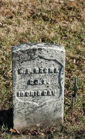 BROWN, GEORGE F - Richland County, Ohio   GEORGE F BROWN - Ohio Gravestone Photos