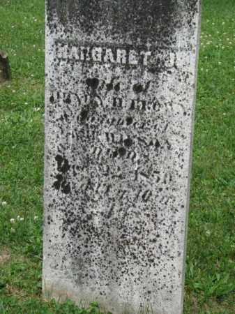 BROWN, MARGARET J. - Richland County, Ohio   MARGARET J. BROWN - Ohio Gravestone Photos