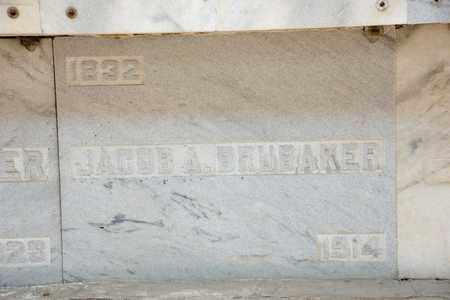BRUBAKER, JACOB A - Richland County, Ohio   JACOB A BRUBAKER - Ohio Gravestone Photos