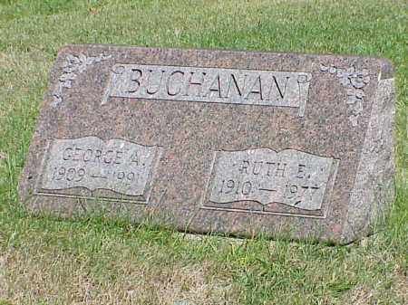 BUCHANAN, GEORGE A. - Richland County, Ohio | GEORGE A. BUCHANAN - Ohio Gravestone Photos