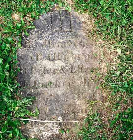 BUCHER, SARAH - Richland County, Ohio   SARAH BUCHER - Ohio Gravestone Photos