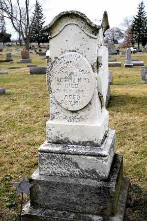 BUCKINGHAM, MITCHELL - Richland County, Ohio | MITCHELL BUCKINGHAM - Ohio Gravestone Photos