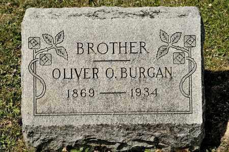 BURGAN, OLIVER O - Richland County, Ohio | OLIVER O BURGAN - Ohio Gravestone Photos