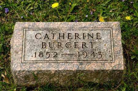 BURGERT, CATHERINE - Richland County, Ohio   CATHERINE BURGERT - Ohio Gravestone Photos