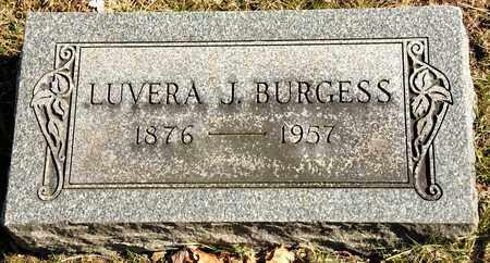 BURGESS, LUVERA J - Richland County, Ohio | LUVERA J BURGESS - Ohio Gravestone Photos