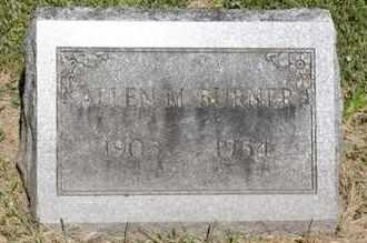 BURNER, ALLEN M - Richland County, Ohio | ALLEN M BURNER - Ohio Gravestone Photos