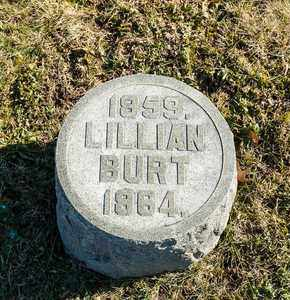 BURT, LILLIAN - Richland County, Ohio | LILLIAN BURT - Ohio Gravestone Photos