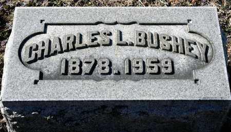 BUSHEY, CHARLES L - Richland County, Ohio   CHARLES L BUSHEY - Ohio Gravestone Photos