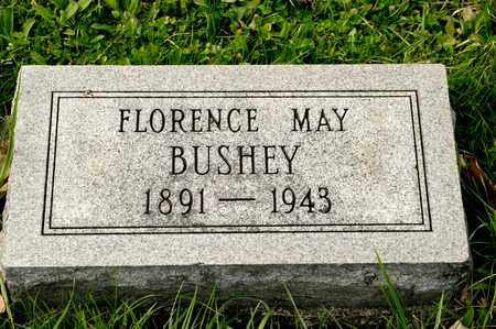 BUSHEY, FLORENCE MAY - Richland County, Ohio | FLORENCE MAY BUSHEY - Ohio Gravestone Photos