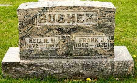 BUSHEY, NELLIE H - Richland County, Ohio   NELLIE H BUSHEY - Ohio Gravestone Photos