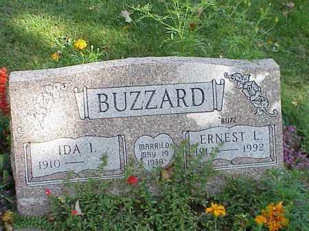 BUZZARD, ERNEST L. - Richland County, Ohio | ERNEST L. BUZZARD - Ohio Gravestone Photos