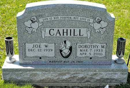 CAHILL, DOROTHY M - Richland County, Ohio | DOROTHY M CAHILL - Ohio Gravestone Photos