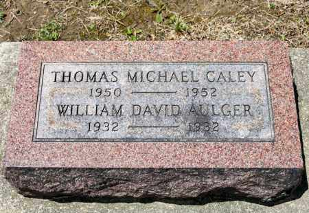 CALEY, THOMAS MICHAEL - Richland County, Ohio | THOMAS MICHAEL CALEY - Ohio Gravestone Photos