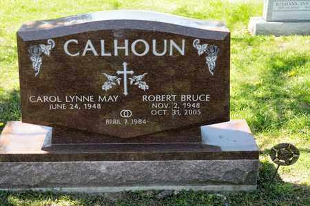 CALHOUN, ROBERT BRUCE - Richland County, Ohio | ROBERT BRUCE CALHOUN - Ohio Gravestone Photos