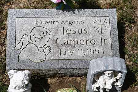 CAMERO JR, JESUS - Richland County, Ohio   JESUS CAMERO JR - Ohio Gravestone Photos