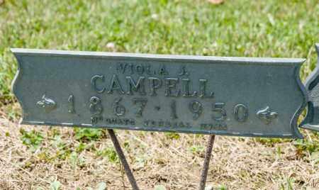 CAMPBELL, VIOLA J - Richland County, Ohio | VIOLA J CAMPBELL - Ohio Gravestone Photos