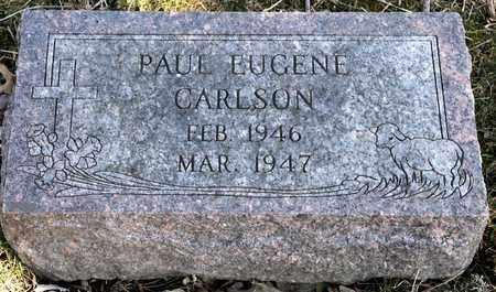 CARLSON, PAUL EUGENE - Richland County, Ohio | PAUL EUGENE CARLSON - Ohio Gravestone Photos