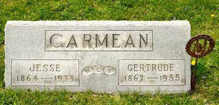CARMEAN, GERTRUDE - Richland County, Ohio | GERTRUDE CARMEAN - Ohio Gravestone Photos