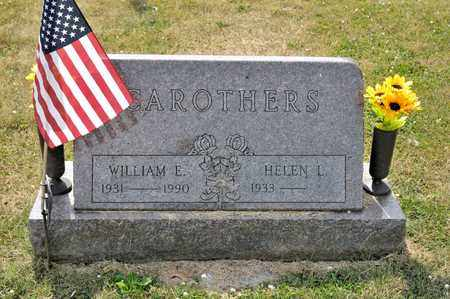 CAROTHERS, WILLIAM E - Richland County, Ohio | WILLIAM E CAROTHERS - Ohio Gravestone Photos
