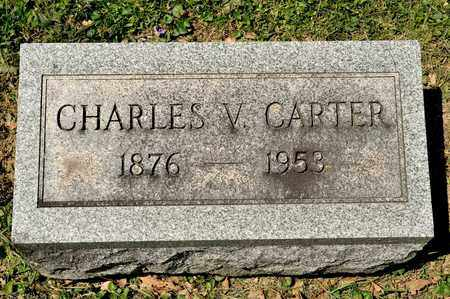 CARTER, CHARLES V - Richland County, Ohio | CHARLES V CARTER - Ohio Gravestone Photos