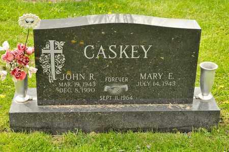 CASKEY, JOHN R - Richland County, Ohio | JOHN R CASKEY - Ohio Gravestone Photos